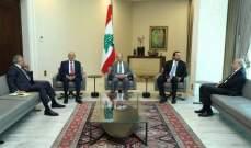 ارتياح دولي للحل اللبناني لأزمة قبرشمون