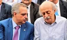 مصادر الحياة: جنبلاط وافق على اقتراح بإحالة حادثة قبرشمون للمحكمة العسكرية وأرسلان رفض