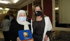 الحريري التقت شيا في مجدليون بحضور ضو والسعودي وجرى البحث بقضايا مشتركة وشؤون تنموية