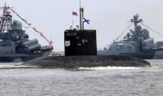 """مناورات روسية في البحر الأسود تزامنا مع مناورات الناتو """"سي بريز"""""""