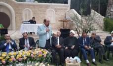 بسام الهاشم: الرئيس عون يعيد بناء الدولة على اساس ثالوث القوة وحيثيته الشعبية