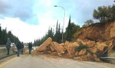 نقيب السواقين في الشمال يسأل وزير الاشغال متى إصلاح طريق طرابلس بيروت؟