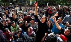 مسؤول إيراني يتهم استخبارات اجنبية بالتسبب بمقتل متظاهرَين بالاحتجاجات