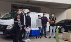 النشرة: وصول دفعة لقاحات الى مستشفى صيدا الحكومي