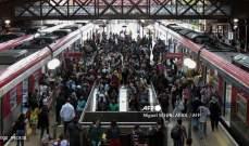 صنداي تليغراف: الأنفاق مكتظة والأسواق ممتلئة في البرازيل والعالم يراقب برعب
