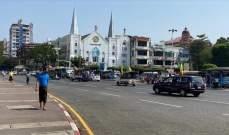 سفارة تركيا في ميانمار دعت مواطنيها هناك لالتزام المنازل وتجنب الأماكن المزدحمة