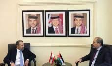 باسيل: عودة النازحين الى سوريا أمر يتم بالتوازي مع الاستقرار