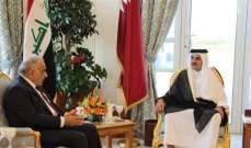 امير قطر وعبد المهدي يبحثان هاتفيا التصعيد في المنطقة ومخاطر الحرب