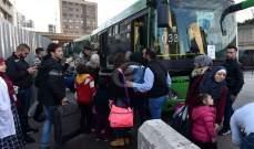 النشرة: وصول عدد من النازحين السوريين الى معبري جوسيه والدبوسية