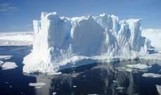 العثور على على أقدم جليد على كوكب الأرض