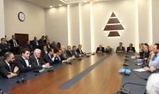 الكتائب: لا سيادة ولا استقرار في لبنان بظل سيطرة السلاح غير الشرعي