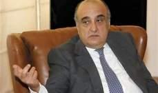 عبود: بلد يفتح الريجي ويقفل مصانع المأكولات ومرتزقة تشجع على اقفال مصانع