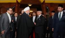روحاني: لا يمكن تسوية مشاكل العالم الإسلامي دون التماسك بين الدول المسلمة
