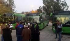 النشرة: وصولدفعة جديدة من النازحين السوريين إلى معبر الدبوسية