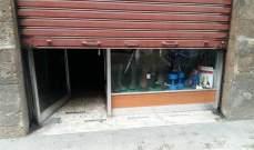 النشرة: مجهول سرق مبلغ 750 ألف ليرة من محل لبيع المواد الغذائية بالقلمون