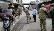 """تفاصيل توقيف الجيش """"حسن الحكيم"""" أخطر مزوّري المستندات من داخل مخيّم عين الحلوة"""