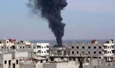 المرصد السوري:مقتل 24 مدنيا بينهم 10 أطفال بحصيلة جديدة للقصف على غوطة دمشق