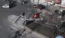 التحكم المروري: قطع السير على تقاطع الصيفي- بيروت وجسر الواطي- سن الفيل
