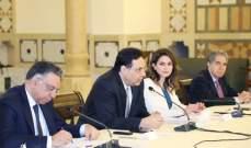 دياب: المفاوضات مع صندوق النقد إيجابية ونتوقع أن تقر الحكومة الخطة المالية الخميس كحد أقصى
