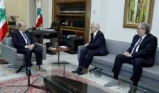 زاسبكين بعد لقائه الرئيس عون: موسكو كانت الى جانب لبنان وستبقى
