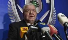 المشنوق: تكليف دياب جرى على قاعدة تفاهم بين حزب الله والتيار الوطني الحر