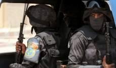 الجيش المصري يعلن مقتل 8 إرهابيين خلال استهداف خلية بالصحراء الغربية