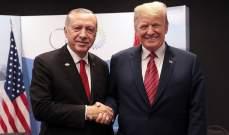البيت الأبيض: ترامب واردوغان بحثا هاتفيا بالوضع في إدلب