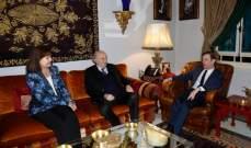مصادر للمستقبل: هيل يؤكد استمرار دعم لبنان وحضّه على إبقاء الوضع على الحدود الجنوبية هادئاً
