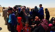 النشرة: مجموعات من النازحين السوريين تواصل العودة إلى ريف حمص