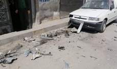 النشرة: عدد من القتلى والجرحى في إنفجار بمدينة نبل بريف حلب الشمالي