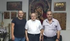 درويش تلقى دعوة للمشاركة في الذكرى الأربعين لتغييب الإمام الصدر