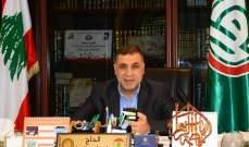 علي إسماعيل يهنئ المطارنة في صور بإسم حركة أمل لمناسبة عيد الفصح المجيد