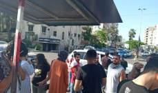 """النشرة: بدء تجمع عدد من ناشطي """"صيدا تنتفض"""" في ساحة إيليا"""