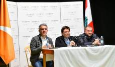 كنعان:متمسكون بالمؤسسات الدستورية والجيش والنظام المالي المتوازن