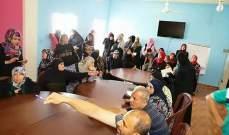 """النشرة:جمعية """"نبع"""" سترمم 65 منزلا متضررا بحي الطيرة ووزعت مئة خزان مياه"""