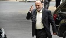 علي عمار تقدم باستقالته من عضوية المجلس الأعلى لمحاكمة الرؤساء والوزراء