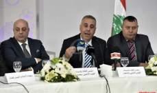 ميشال سعد: الوضع كارثي وكل البلديات مديونة فلا تضعونا امام قرارات صعبة