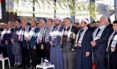 ابو العردات يثني على دور لبنان في دعم ونصرة القضية الفلسطينية في كل المحافل