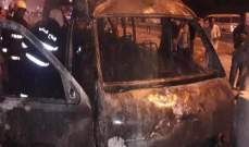 حصيلة ضحايا انفجار كربلاء ارتفعت إلى 12 قتيلاً