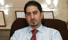 شعيتاني: لتمسك جميع الافرقاء بالايجابية لتشكيل حكومة انقاذ وطني