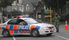 شرطة نيوزيلندا: نتعامل مع حادث في كرايستشيرش وندعو إلى تجنب المنطقة