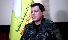 كوباني: ترامب لم يعارض اتفاقا مع دمشق لصد الهجوم التركي