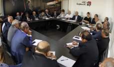 لقاء الجمهورية: مع الراعي في تحييد لبنان لضمان وحدته وتموضعه التاريخي