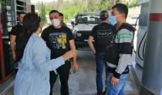مصلحة الاقتصاد بالشمال نظمت محاضر ضبط بحق محتكرين لمواد مدعومة بأسواق طرابلس