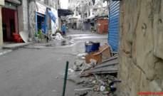 النشرة: مجموعتا بدر والعرقوب تلتزمان وقف اطلاق النار بعين الحلوة
