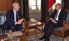بري يلتقي مفوض شؤون اللاجئين ووزيرة الطاقة ومؤسسة القدس الدولية