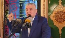 """محمد نصرالله: المواطن اللبناني يفتقد إلى """"السلام الكريم"""" الذي يصونه من الذل والعوز"""
