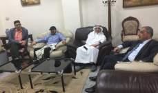 هاشم تابع اعمال اللجنة التنفيذية للبرلمانات الاسلامية