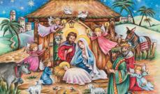 بالميلاد ابن الله تجسد لأجل خلاصنا