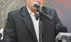 خليل حمدان: ينبغي الخروج من أزمة الإنقسام الداخلي والتفرّغ لمواجهة التحديات الكثيرة